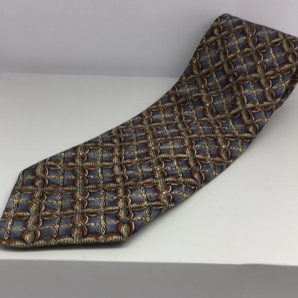 Robert Talbott Brown Paisley Executive Estate Tie